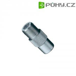 Adaptér BKL Electronic, 0403403, F zásuvka ⇔ anténní zástrčka, 75 Ω