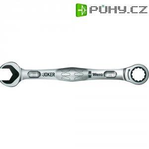 Očkoplochý ráčnový klíč Wera Joker SW17, 17 mm
