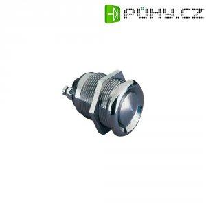 Tlačítko ESKA Bulgin, MP0013, 50 V, 1 A, vyp./(zap.), antivandal, nerez
