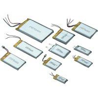 Akumulátor Li-Pol Renata, 3,7 V, 450 mAh, ICP073032