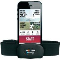 Hrudní pás pro smartphone Polar H7 Set M-XXL Bluetooth Smart