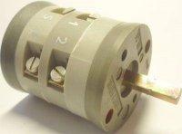 Vačkový spínač VS10 3067 A8, 10A/380V~, 3 polohy 45°