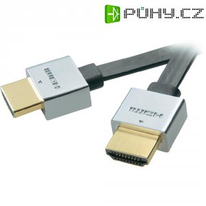 Sound and Image Premium HS HDMI kabel s Ethernetem, 2 m