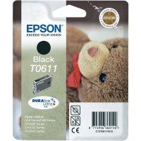 Cartridge do tiskárny Epson T0611, C13T06114010, černá