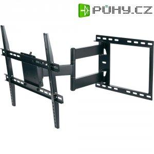 "Nástěnný TV držák SpeaKa, 66 cm - 140 cm (26\"" - 55\""), 45 kg, černý"