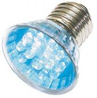 ž Žárovka LED E27/230V (20x) - modrá