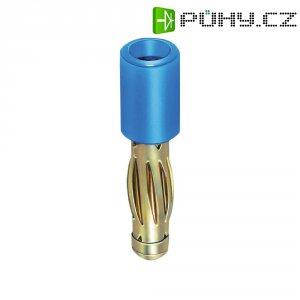 Adaptér 4/2 mm MultiContact 24.0106-23, TPE, rovný, modrá