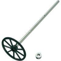 Hlavní ozubené kolo s hřídelí Reely (DEC135-9)