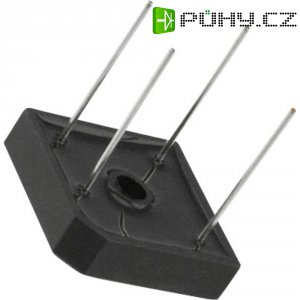 Usměrňovač Vishay GBPC3502W, U(RRM) 200 V, U(FM) 1,1 V, I(F) 35 A, GBPC-W
