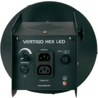LED efektový reflektor ADJ Vertigo HEX LED, 1222300015, 24 W, multicolour