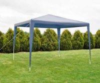 Zahradní altán 3x3m - modrý