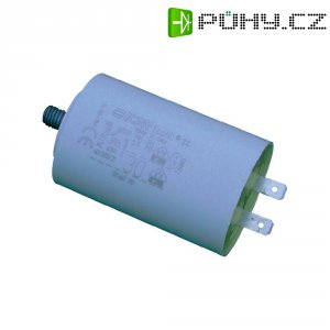 Motorový MKP kondezátor WB4060/A, 6 µF, 450 V/AC, 5 %, 51 x 30 mm, plast