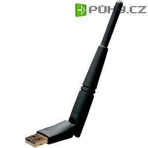 Wi-Fi USB stick vč. antény, 2,4 GHz, 150 Mbit/s, Digitus DN-7044
