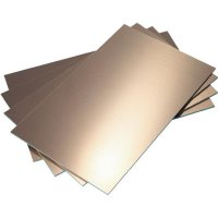 DPS Cotherm Bungard 061156E33, 160 x 100 x 1,5 mm, FR4/ měď 35 µm