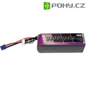 Akupack Li-Pol (modelářství) Hacker, 22.2 V, 3800 mAh, 20 C, EC3