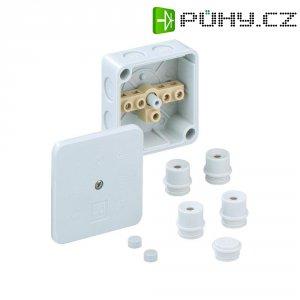 Propojovací krabice Spelsberg se svorkou, 2,5 mm2, IP54, šedá, 40240701