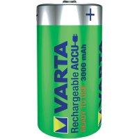 Akumulátor Varta Ready2Use, NiMH, C, 3000 mAh, 2 ks