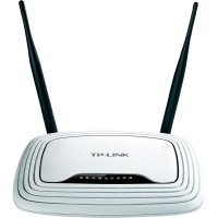 Wi-Fi router TP-LINK TL-WR841N, 2.4 GHz, 300 Mbit/s