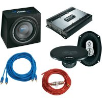 HiFi sada Magnat Power Package Edition, 500 W