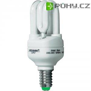 Úsporná žárovka trubková Megaman Liliput E14, 8 W, teplá bílá