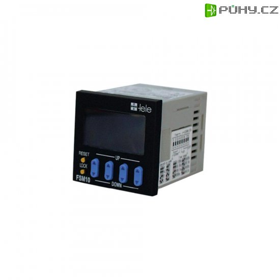 Multifunkční časové relé Tele FSM10, 100 - 240 V, 5 A - Kliknutím na obrázek zavřete