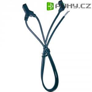 Přívodní kabel k ventilátoru, pro 2 ventilátory