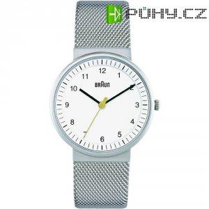 Ručičkové náramkové hodinky Braun 66527, dámské, pásek z nerezové oceli
