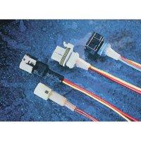 Smršťovací bužírka bez lepidla DSG Canusa 8014090000 3:1, -55 až +135 °C, 9 mm, černá, červená, modrá, 1 balení