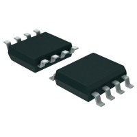 12bitový AD převodník Single Channel Microchip Technology MCP3201-CI/SN, SOIC-8N