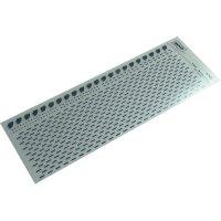 Značky pro plošné spoje SENO, oblouky a krátké čáry, tloušťka 2 mm, černá