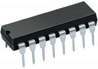 74HCT42 převodník BCD na kód 1 z 10, DIP16, /PC74HCT42P/