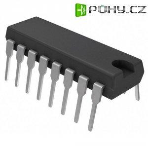 Regulátor krokových motorů STMicroelectronics L293D, 4kanálový, DIP 16