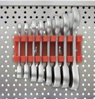Sada ráčnových klíčů TOOLCRAFT 824125, 8 - 19 mm, 8dílná