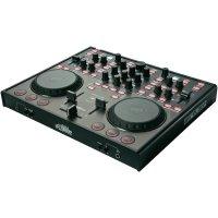Profesionální DJ kontrolér RELOOP Digital Jockey 2, 4kanálová zvuková karta