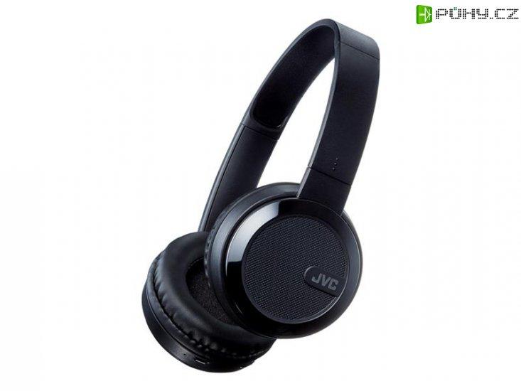 Sluchátka JVC HA-S40BT-B Bluetooth uzavřená eec676f235