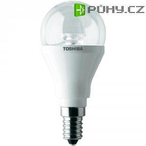 LED žárovka Toshiba Retrofit E 6 W teplá bílá čirá 20 000 h