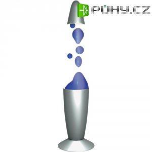 Lávová lampa, 71.760, 20 W, 340 mm, modrá