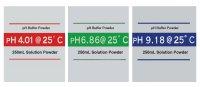 Sada pufrů pro kalibraci pH metrů (4.01;6,86;9,18)
