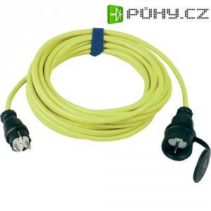 Prodlužovací kabel Sirox, 10 m, 16 A, žlutá