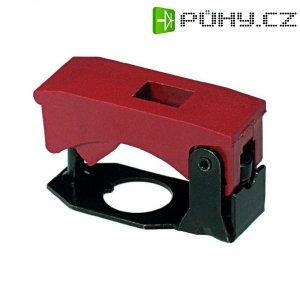 Bezpečnostní kryt Caches 36 APEM, červená