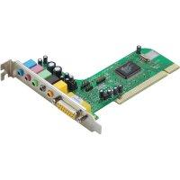 Zvuková karta PCI 5.1, 16 bitová