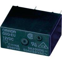 Kompaktní PCB Power relé Omron G5Q-1A-EU 24DC, 24 V/DC, 5 A