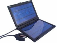 Solární nabíječka pro mobilní zařízení a PDA (výkon 4,75W)