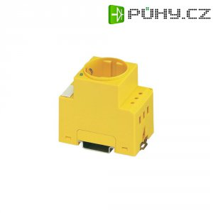 Zásuvka na DIN lištu Phoenix Contact SD-D/SC/LA/YE, 2963404, žlutá