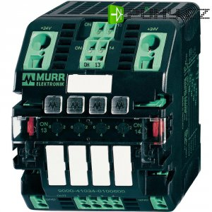 Modul pro kontrolu proudu na DIN lištu Murr Elektronik Mico 4.6, 24 - 30 V/DC
