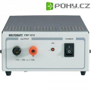 Spínaný síťový zdroj VOLTCRAFT FSP 1212, 11 - 15 V/DC, 180 W, 12 A