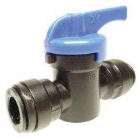 Standardní kulový kohout DM-Fit AHUC0808M Průměr trubice: 8 mm, 10 bar (max)