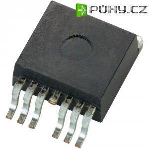 Dvojitý tranzistor MOSFET Infineon Technologies BTS 611 L 1 0,1 Ω, 2 x 7.5 A