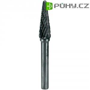 Kulová fréza z tvrdokovu RUKO 116232, 3 mm