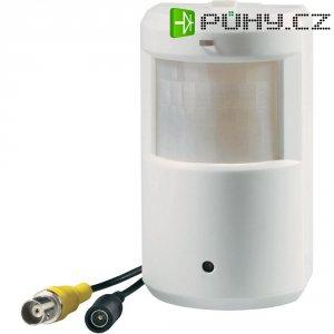Barevná CCD kamera integrovaná do detektoru pohybu, 400 TVL